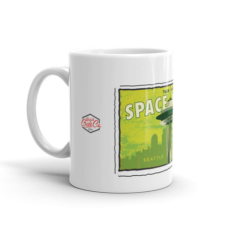 Space Needle Mug