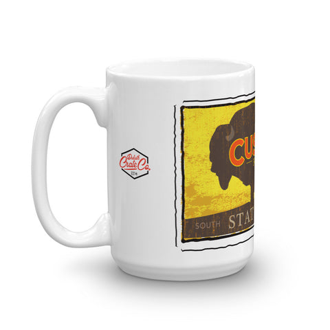 Custer State Park, South Dakota Mug