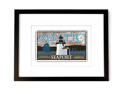 Mystic Seaport <br>Connecticut, USA