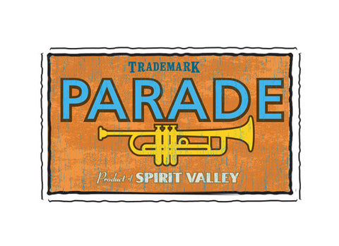 spirit valley days fruit crate label