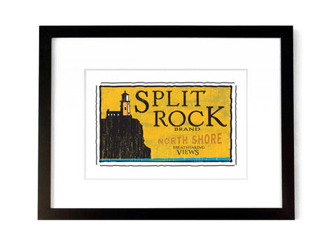 Split Rock Lighthouse - <br>Duluth, Minnesota