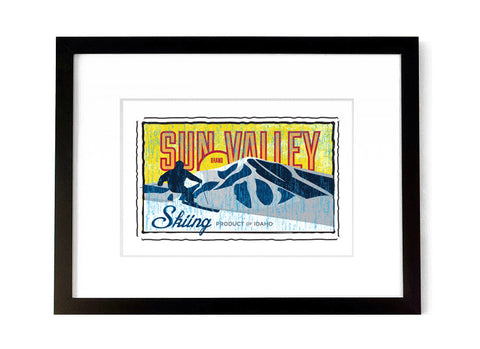 Sun Valley - <br>Idaho, USA