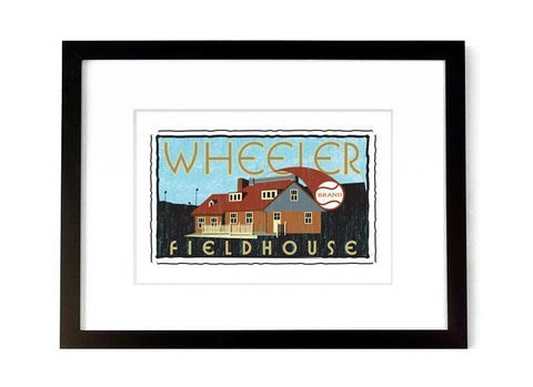 Wheeler Fieldhouse - <br>Duluth, Minnesota