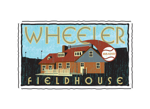 wheeler fieldhouse fruit crate label