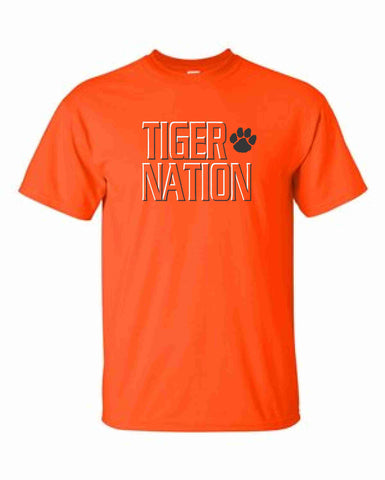 "TIGER ""SPORTS"" NATION"