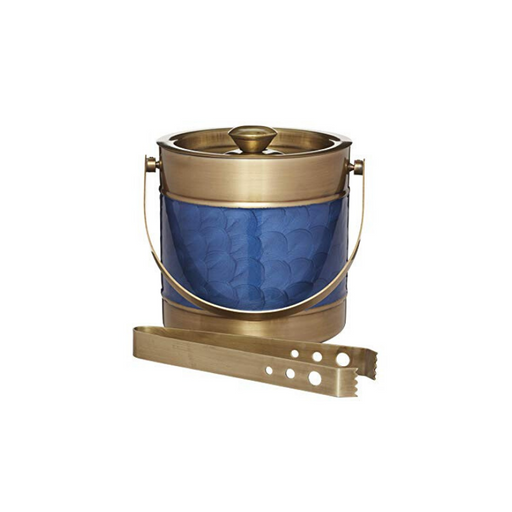 Frapiera Blue and Brass