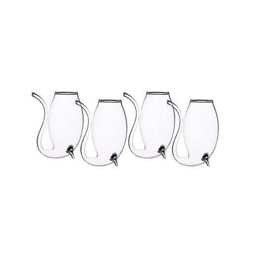 Set 4 pahare Port Sippers