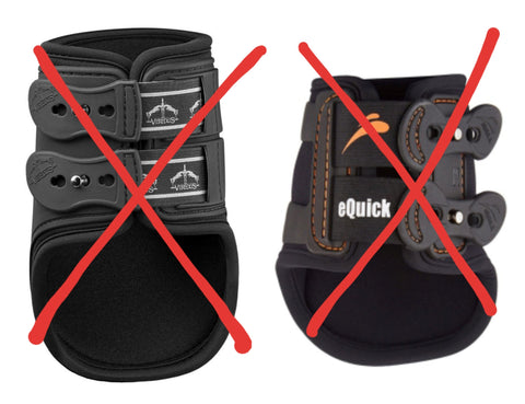 Veredus Kevlar And Equick Eshock Rear Boots Not Allowed Under Rule 15 BSJA