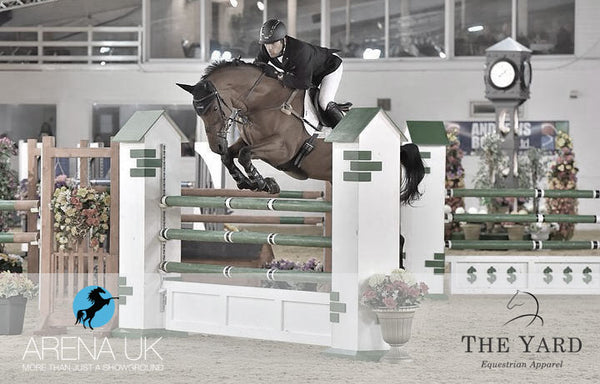 We will be exhibiting at the Arena UK Ltd British Show Jumping event on the 4th - 7th December 2014.