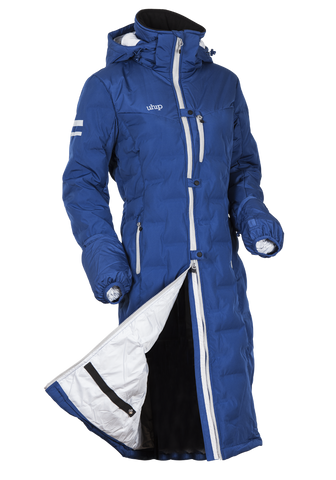 UHIP ICE COAT ROYAL BLUE