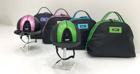 Kep Spoga 2018 New Collection Helmets & Bags