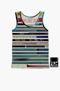 Tank Top with CinemaStripe #1