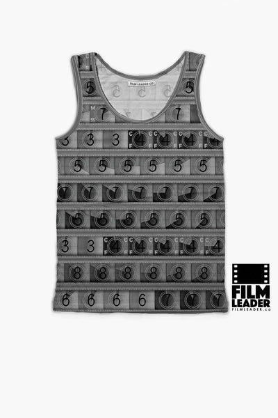 Tank Top with B&W 15/70mm Countdown