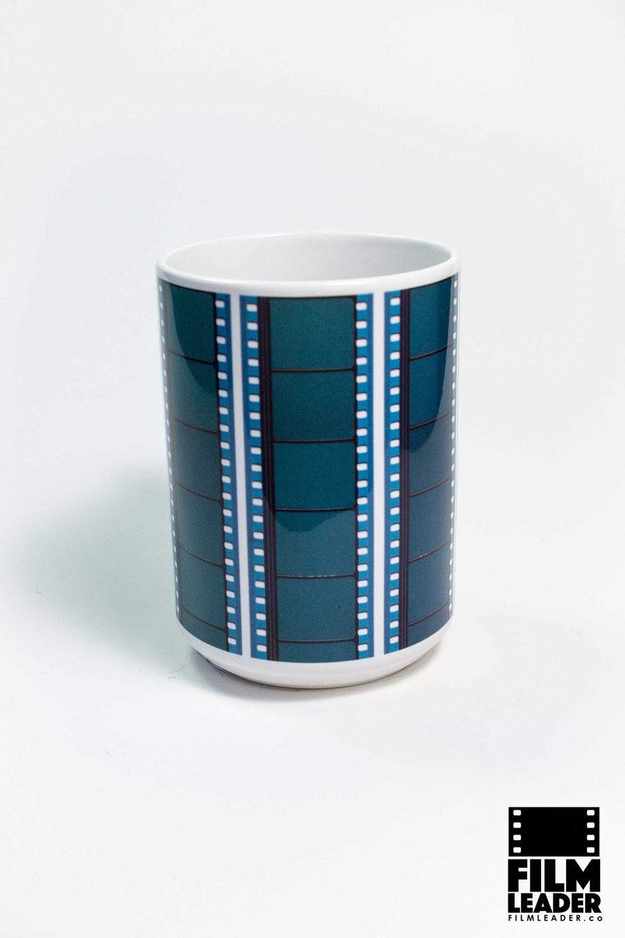 Film Leader Mug #1 - 15 oz.
