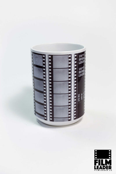 Film Leader Mug #2 - 15 oz.