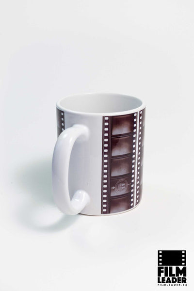 Film Leader Mug #3 - 11 oz
