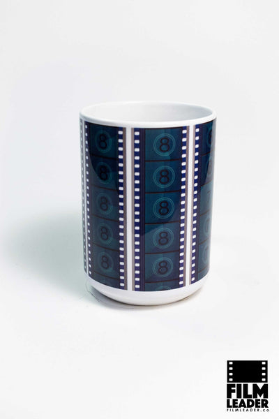 Film Leader Mug #4 - 15oz