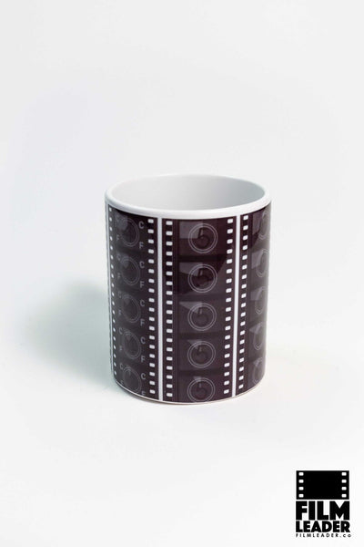 Film Leader Mug #5 - 11 oz