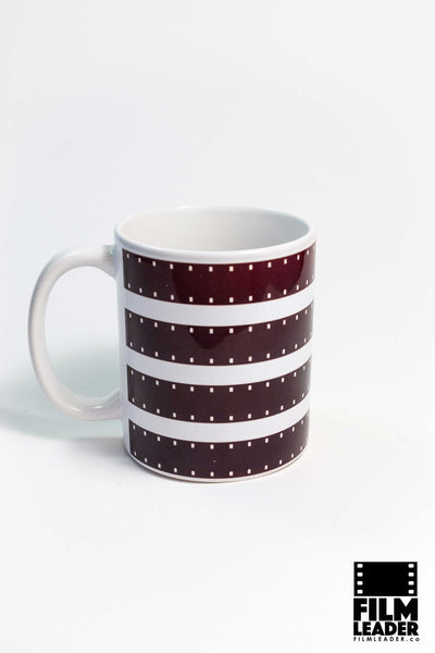Film Leader Mug #6 - 11 oz