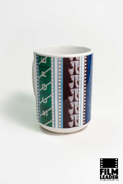 Film Leader Mug #7 - 15 oz