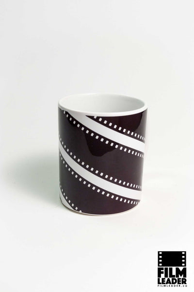 Film Leader Mug #8 - 11 oz