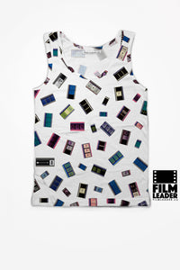 Tank Top with 35mm Cinema Confetti #1
