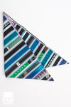 Bandana with 35mm Heads & Tails #1 Narrow Stripe