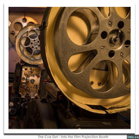 Into the Projection Booth - Set of 9 Prints