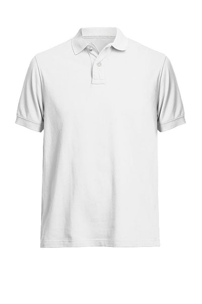 LAB: Polo Shirt with B&W IMAX 15/70mm Countdown Solid