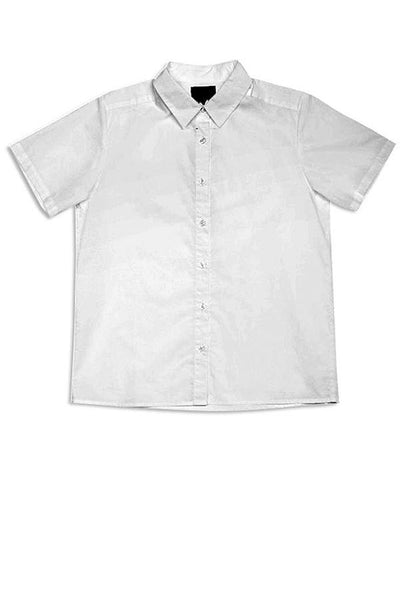 LAB: Short Sleeve Blouse with Faded Sepia IMAX 15/70mm Countdown Solid