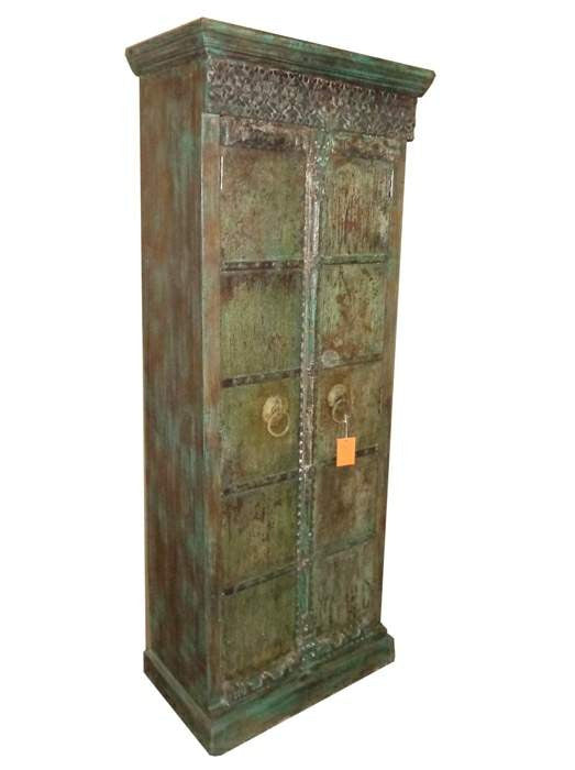Old Indian Armoire//Armoire Indienne Ancienne
