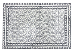 [[Amritsar : Set of 4 table mats///Amristsar : Ensemble de 4 sets de table]]