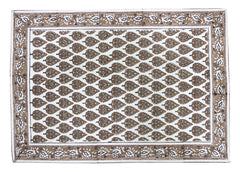 [[Agra : Set of 4 table mats///Agra : Ensemble de 4 sets de table]]