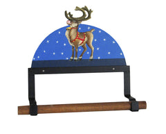 Reindeer Towel Holder//Porte Serviettes