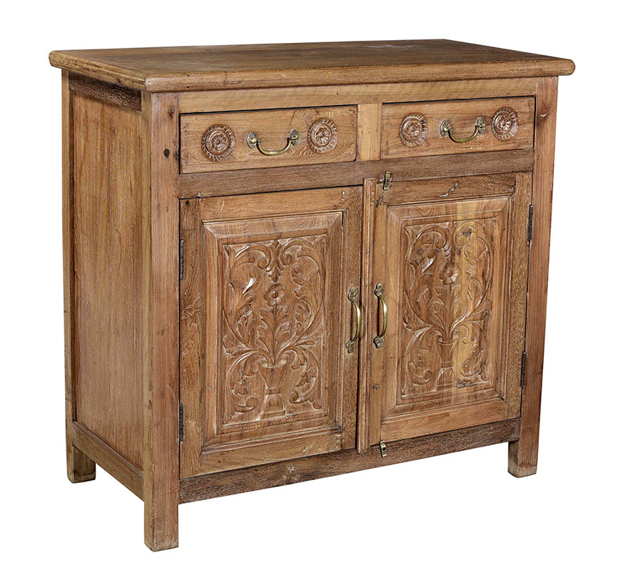 Wooden Cabinet//Commode en bois
