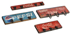 Assorted Pepsi/Cola Hooks//Crochets Pepsi/Cola