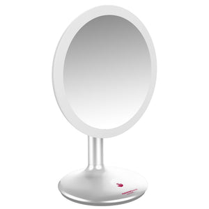 OOAKForHome TB LED Table Mirror with Touch Control System - One of a Kind for Home