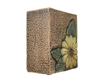 OOAKForHome Handmade Sunflower Vase - One of a Kind for Home