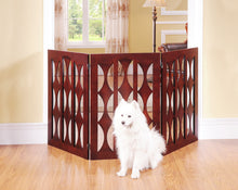 OOAKforHOME St. Augustine Pet Gate/Room Divider 3 panels (L) - One of a Kind for Home