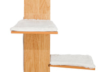 OOAKForHome Wood Cat Climbing Tree Scratching Post - One of a Kind for Home