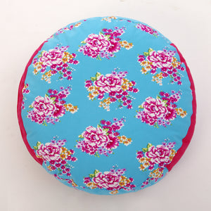 OOAKForHome Pet Bed Set Hakka (Diameter 23.62in x H 5.12in) - One of a Kind for Home