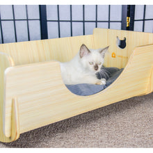 OOAKforHOME Rockstar Cat Bed - One of a Kind for Home