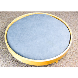 OOAK Rene Round Pet Bed - One of a Kind for Home