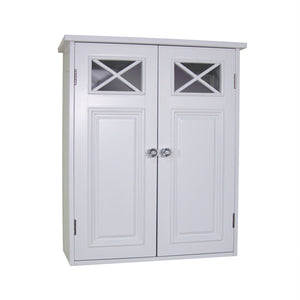 Carson Wall Cabinet With Two Doors - One of a Kind for Home