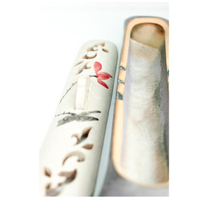 OOAKForHome Lotus Incense Burner - One of a Kind for Home
