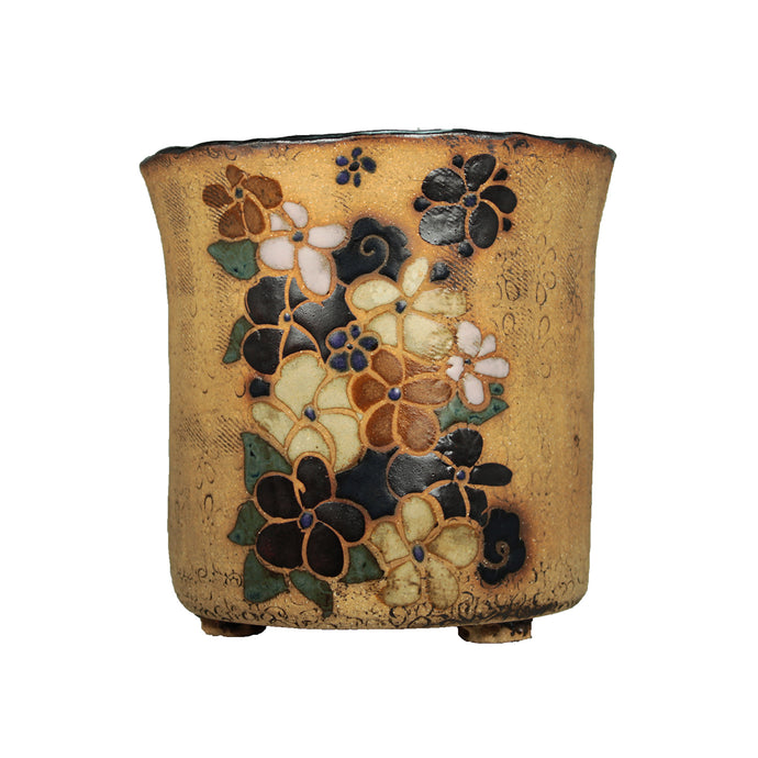 OOAKForHome Handmade Floral Vase - One of a Kind for Home