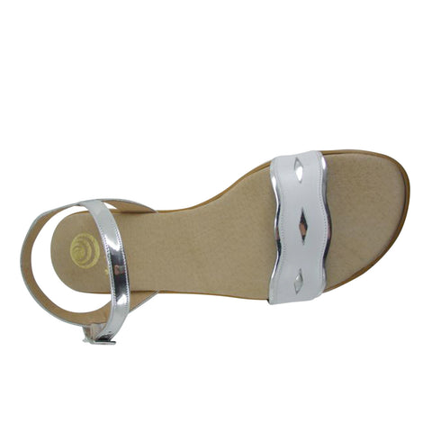 Wave Flat Sandals MADE IN SPAIN