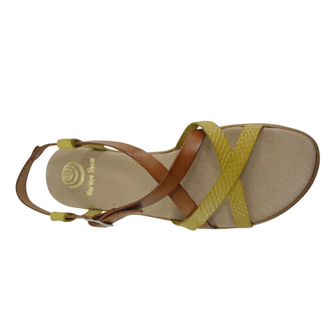 Strappy Flat Sandals MADE IN SPAIN