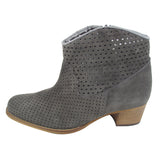 Ankle Bootie Grey MADE IN SPAIN