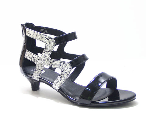 Alicia Kitten Heel Sandals